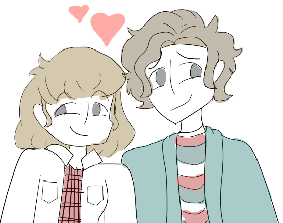 Jeremy and Christine by pipa00