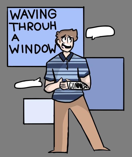 Waving Through A Window by pipa00
