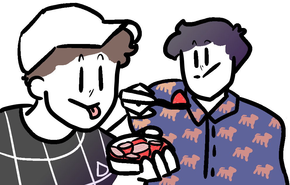 More Dan and Phil doodles by pipa00
