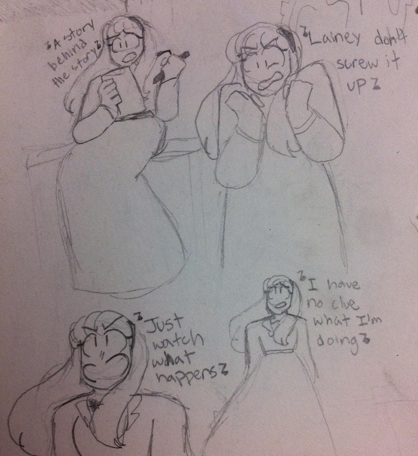 Newsies doodles by pipa00