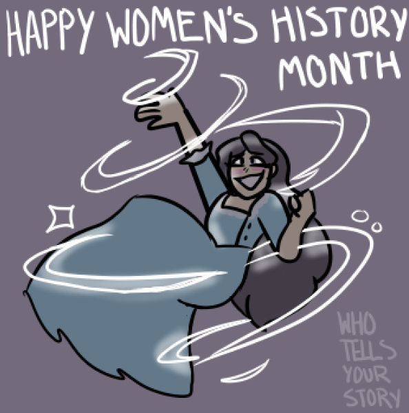 Happy Women's History Month!! by pipa00