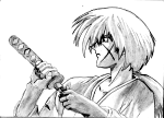 Rurouni Kenshin by Hitokiri-club