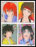 The Kenshin-gumi by Hitokiri-club