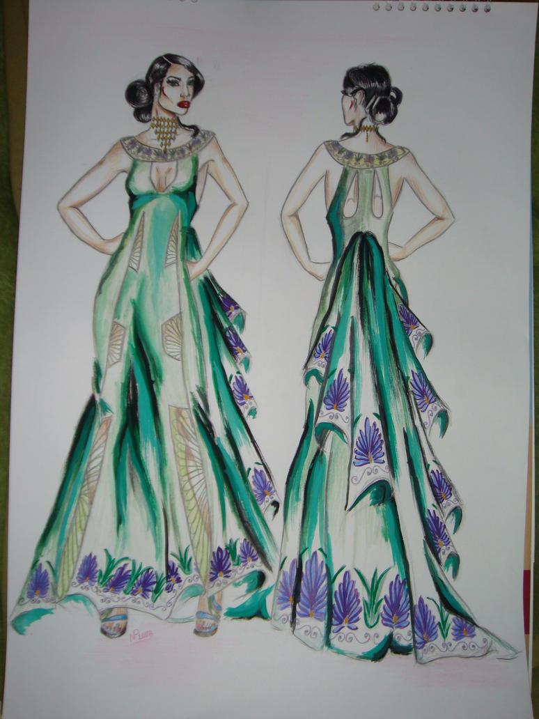 Creative Fashion Design with Illustrator Kevin Tallon