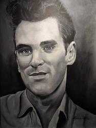 Steven Morrissey by Launadoon