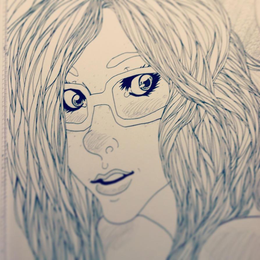 Zoie Wolfe by xXBubonicBlueXx