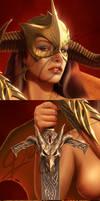 The Mistress - Closeups