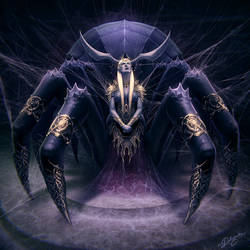 Lolth by Deligaris