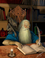Alchemist by Deligaris