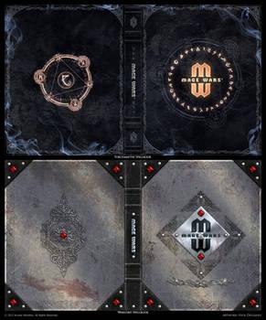 Mage Wars - Spell book sleeves - SET 2