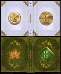 Mage Wars - Spell book sleeves - SET 3