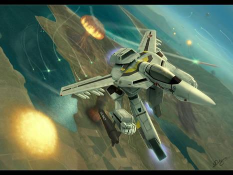 Flight of the Valkyrie