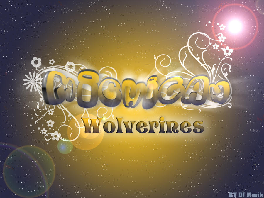 Michigan Wolverines wallpaper by
