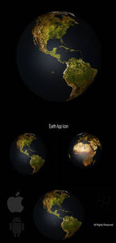 Earth by SearchProjects