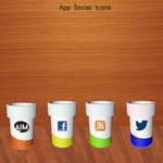 App Social Icons