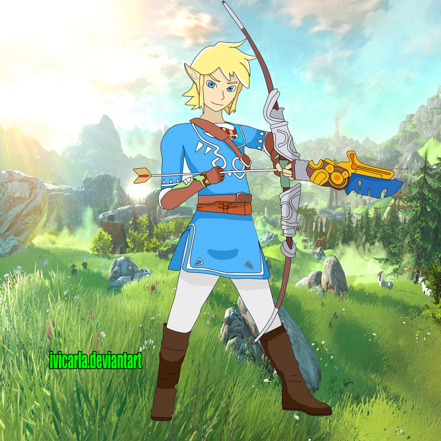 Link Version Wii U/NX by ivicarla