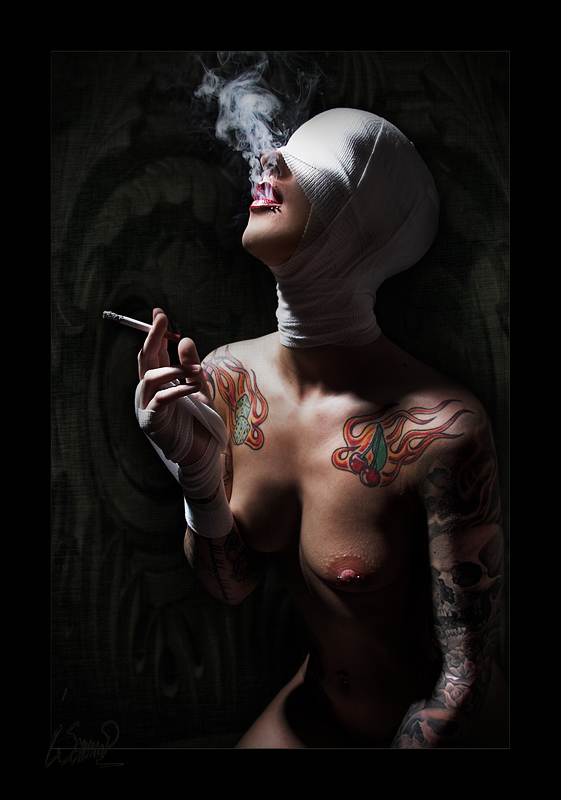 Smoke by SommerPhotography