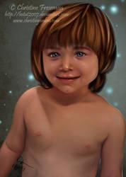 Portrait of a Boy by lestat2007