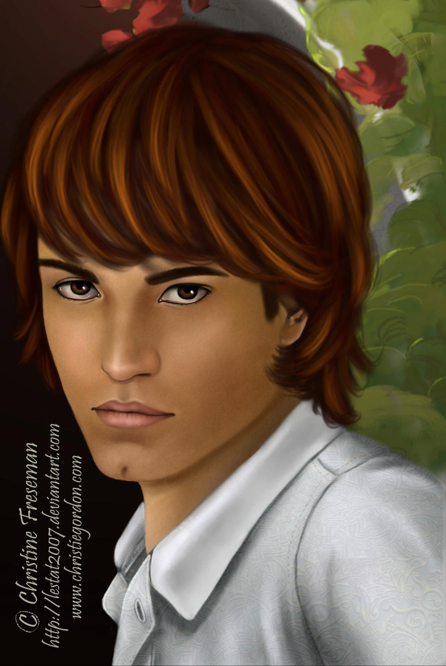 Collin - The Obsession by lestat2007