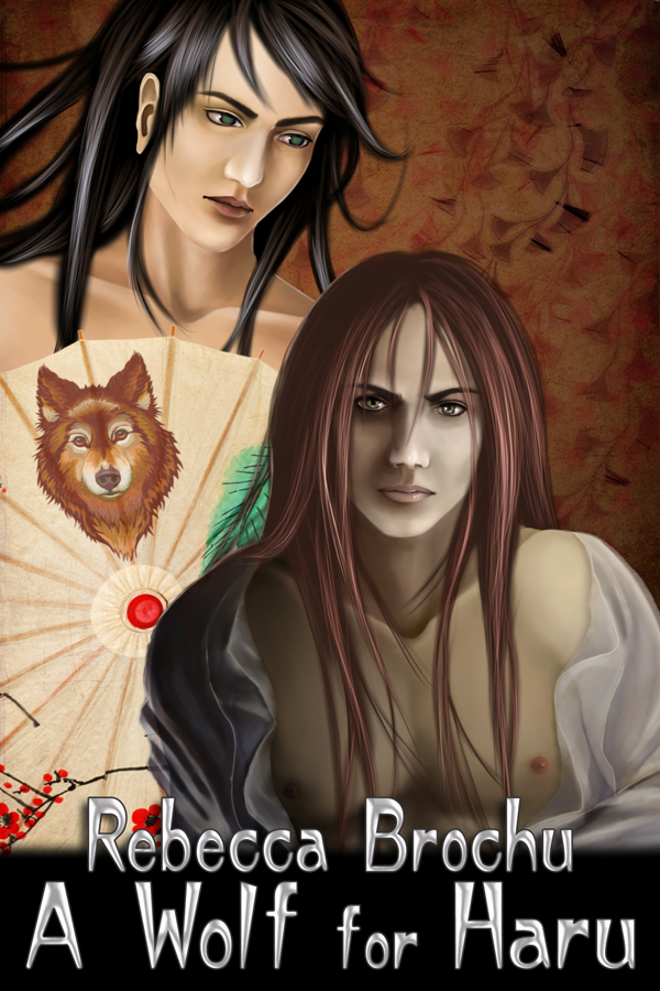 Commission: A Wolf for Haru by lestat2007