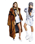 CL and Dara (2NE1) .PNG By:Milevip