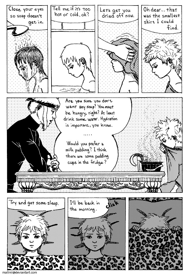 Comic] I know that we can win - Chapter 2 - mallml - Naruto