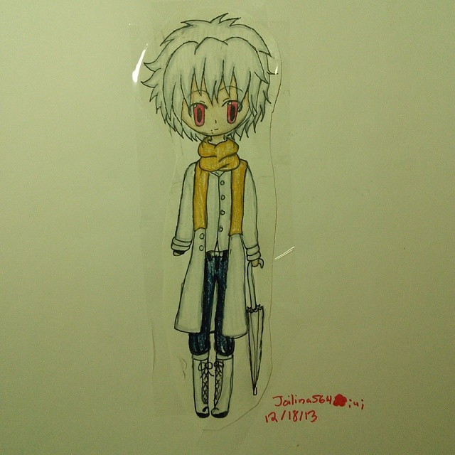 Dmmd Clear Chibi by joilina564 on deviantART