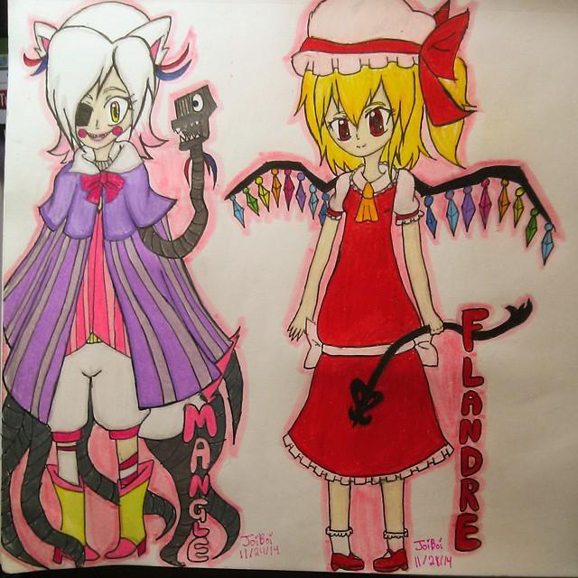 Chibi Batch 2 by DoodlePrince