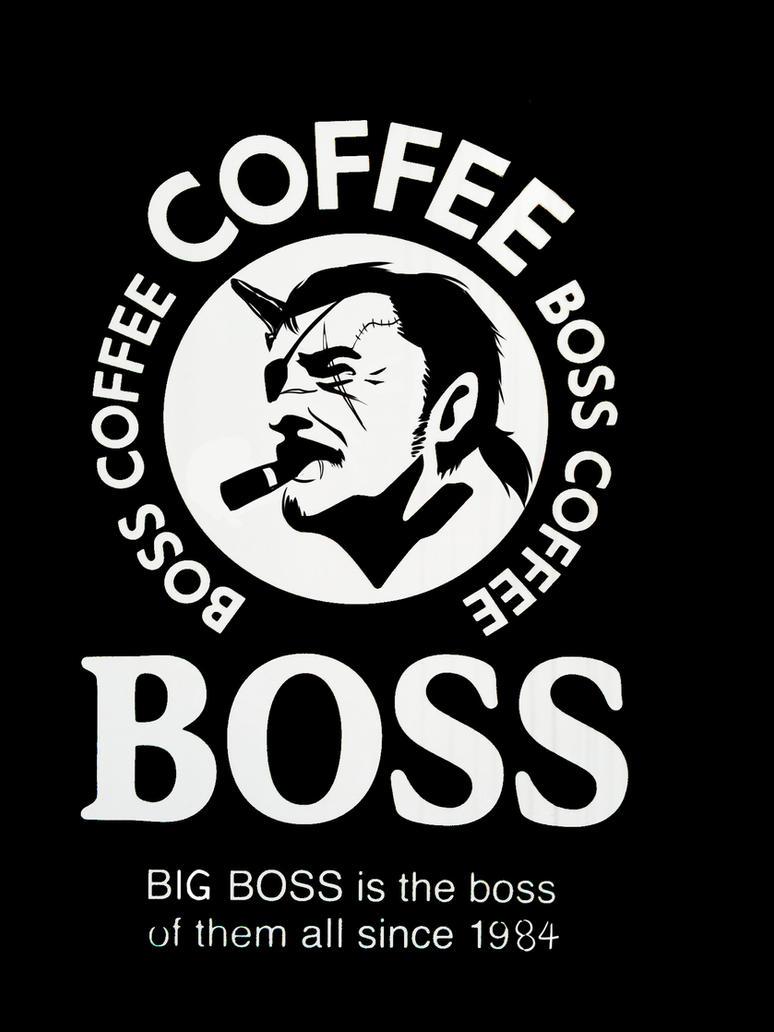 Big Boss Coffee by yo-chaosangel