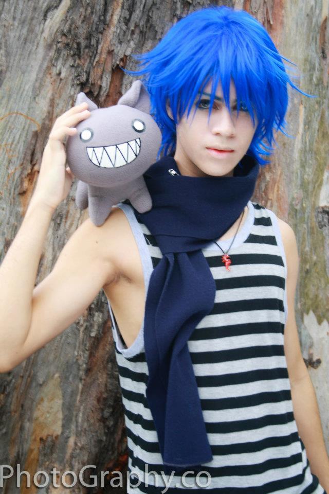 cosplay kaito shion by DanielRodriguezRuiz on DeviantArtVocaloid Kaito Cosplay