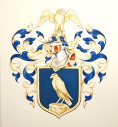 Coat of arms : Bijnen by prisca-ornamenta