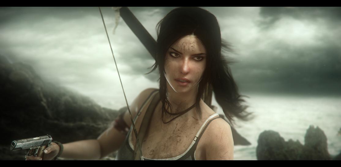 Lara Reborn by AnubisDHL
