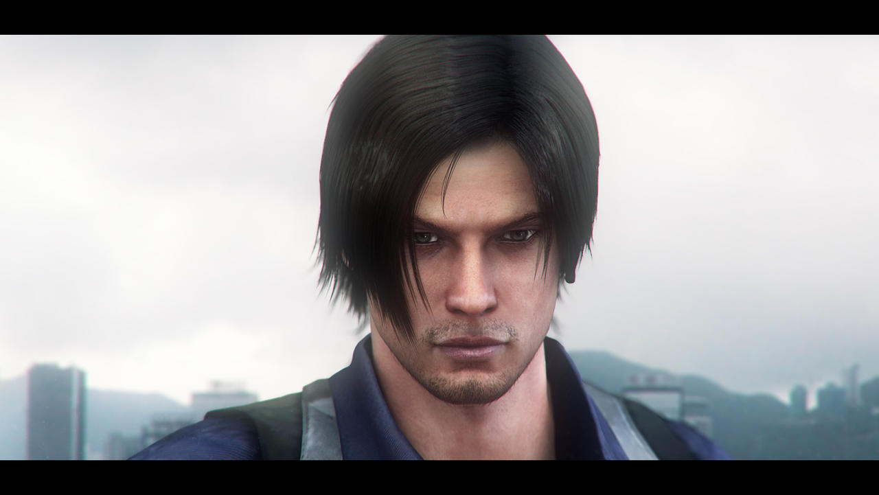 leon s kennedy hairstyle name | fade haircut