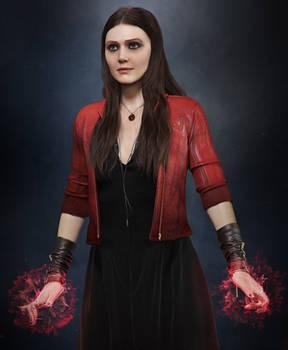 Scarlet Witch W.I.P