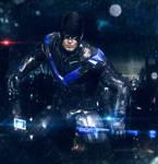 Nightwing Arkham Knight