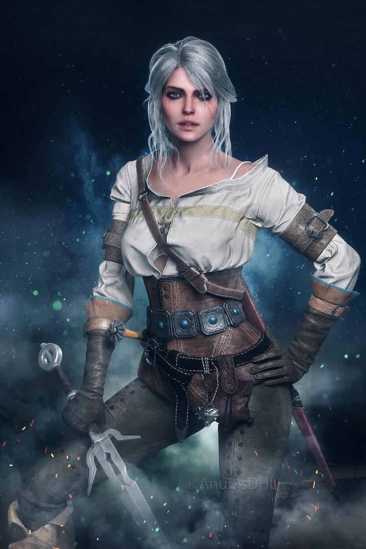 The Witcher VR Porn Cosplay starring Sorceress Katrina Jade