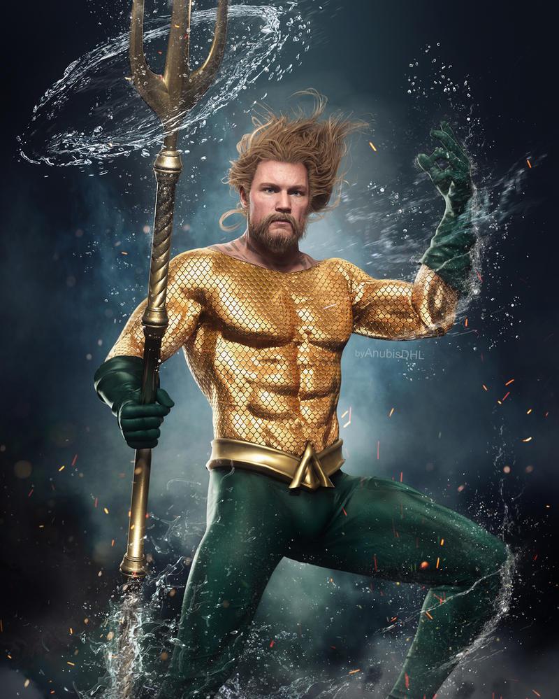 I2: Aquaman Classic by AnubisDHL