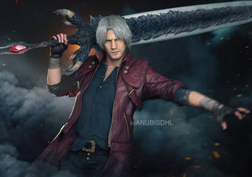 Devil May Cry 5: Dante by AnubisDHL