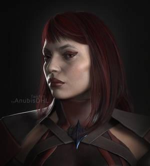 Skarlet Portrait