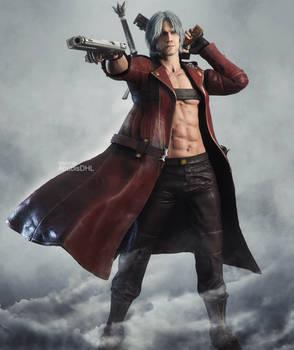 DMC 5: Dante alternative