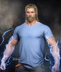 Marvel's Avengers: Thor - Civilian version