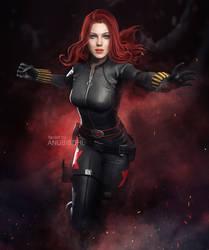 Marvel Future Revolution: Black Widow