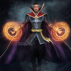 Marvel Future Revolution: Dr Strange