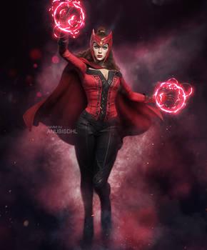 Marvel Future Revolution: Scarlet Witch