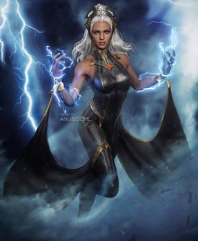 Marvel Future Revolution: Storm