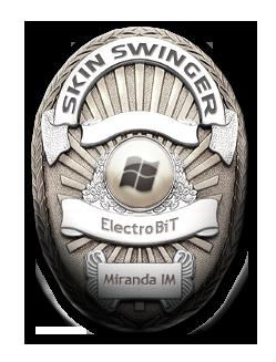 Skin Swinger Member by ElectroBiT