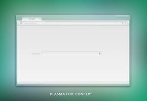 Plasma Fox: Concept by ElectroBiT