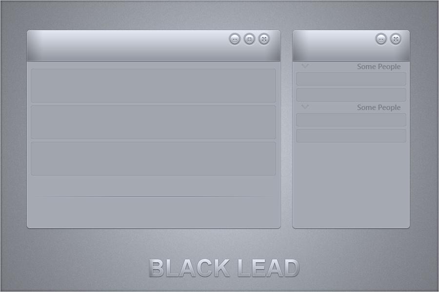 Black Lead: Miranda IM Skin by ElectroBiT