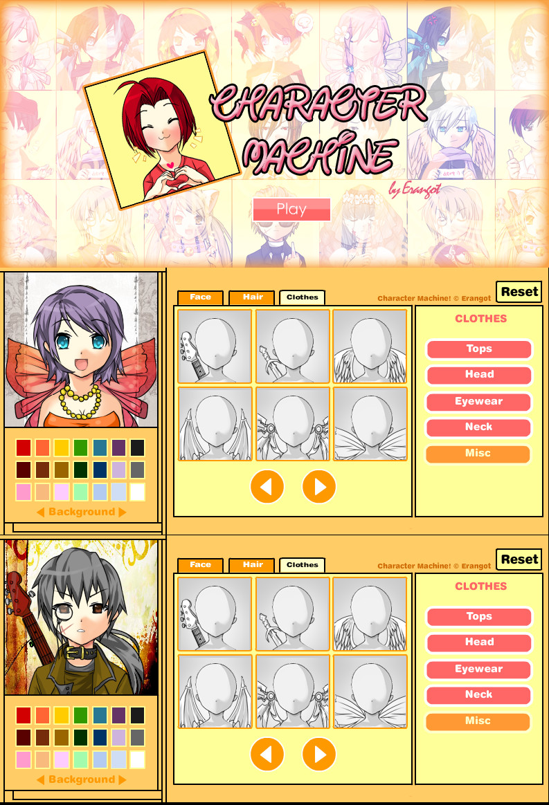 Character machine v10 by erangot on deviantart character machine v10 by erangot sciox Choice Image