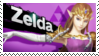 Super Smash Bros. 4 (3DS/Wii U) - Zelda by LittleYoshi8